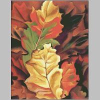 Georgia O'Keeffe--250x320-- Autumn Leaves-30.jpg