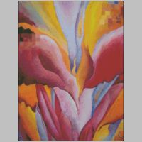 Georgia O'Keeffe_225x300_  Red-Canna-35_DMC.jpg